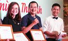 Phần mềm quản lý bán vé xe đoạt top 10 'Nhân tài đất Việt 2017'