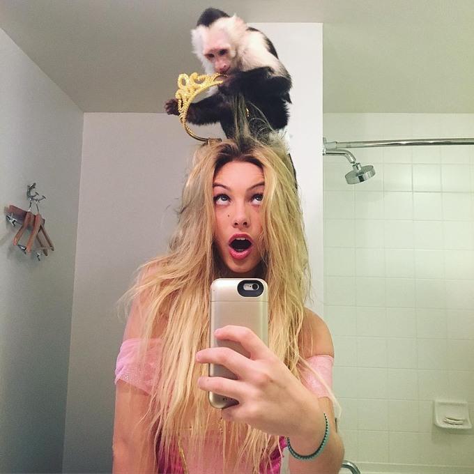 Nữ triệu phú 21 tuổi có cuộc sống hấp dẫn nhất trên Instagram