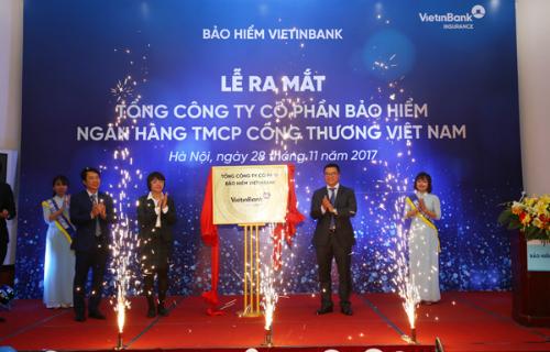 Bảo hiểm VietinBank chuyển thành tổng công ty cổ phần