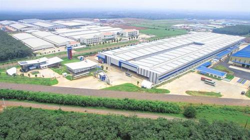ATAD Đồng Nai là nhà máy kết cấu thép đầu tiên tại châu Á đạt chuẩn LEED Gold.