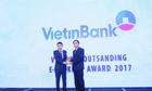 VietinBank nhận giải 'Ngân hàng điện tử tiêu biểu'