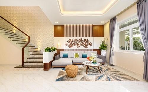 Khách mua căn hộ có thể hưởng ba chính sách ưu đãi cũng lúc. Ảnh: Khang Điền