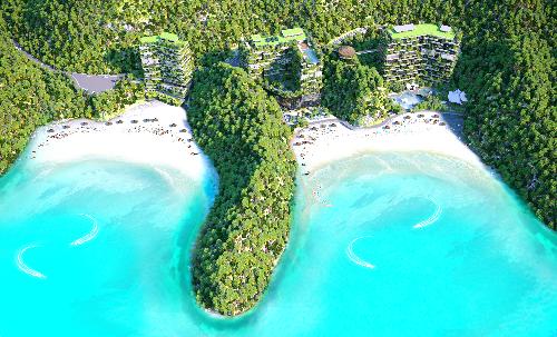 khu-nghi-duong-2-trong-1-tai-flamingo-cat-ba-beach-resort