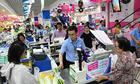 Co.opmart Hà Tiên hút khách nhờ giảm giá mạnh
