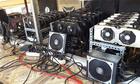 Gần 1.500 máy đào Bitcoin nhập khẩu vào TP HCM