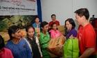 Lotte Mart trao quà cho người dân tỉnh Khánh Hòa và Phú Yên