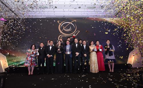 Ông William Ng, Chủ tịch Điều hành Enterprise Asia phát biểu tại sự kiện.