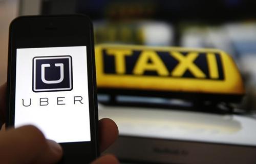 Uber sẽ được quản lý như một hãng dịch vụ vận tải tại EU. Ảnh: Reuters