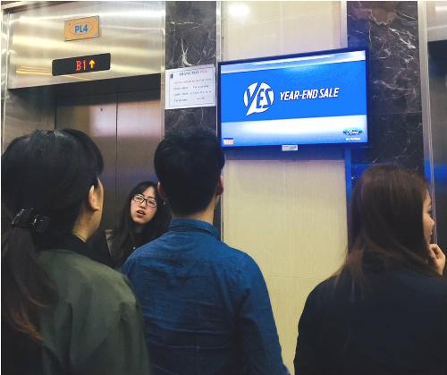 kênh truyền thông toà nhà đã phủ sóng hơn 90% các toà cao ốc văn phòng và chung cư tại Việt Nam.