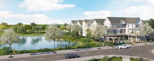 Không gian sống xanh, biệt lập tại Park Riverside Premium