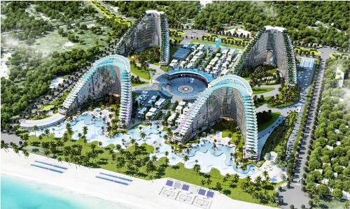The Arena, dự án du lịch giải trí nghỉ dưỡng sôi động kết nối cộng đồng đầu tiên tại bãi Dài, Cam Ranh sẽ chính thức ra mắt vào vào ngày 23/12.