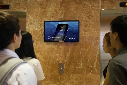 Nhiều doanh nghiệp lựa chọntruyền thông thang máy.