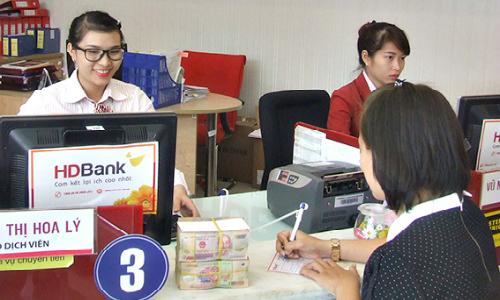 HDBank thu về 300 triệu USD từ việc bán vốn cho nhà đầu tư ngoại.