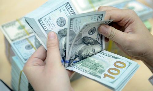 Dự trữ ngoại hối Việt Nam liên tục tăng cao. Ảnh: PV.