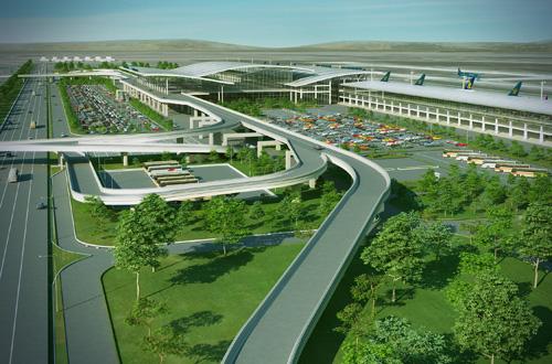 Lãnh đạo Chính phủ yêu cầu đẩy nhanh tiến độ xây dựng, hoàn thiện sân bay Vân Đồn (Quảng Ninh).