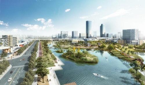 Quy hoạch thành phố tương lai - 1