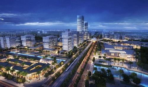 Quy hoạch thành phố tương lai