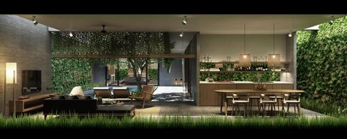 Wyndham Garden Phú Quốc theo xu hướng Go green thu hút du khách quốc tế.