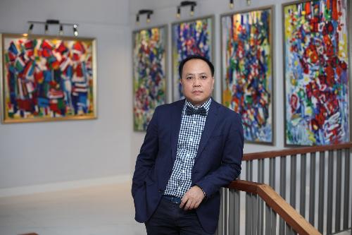 Phan Minh Thông - doanh nhân đam mê nghệ thuật - 2