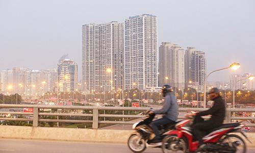 Thị trường bất động sản đứng trước nỗi lo dư cung, thanh khoản suy giảm. Ảnh: Nguyễn Hà