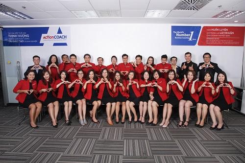 Thương hiệu huấn luyện doanh nghiệp ActionCOACH CBD Firm là đơn vị chuyên huấn luyện doanh nghiệp