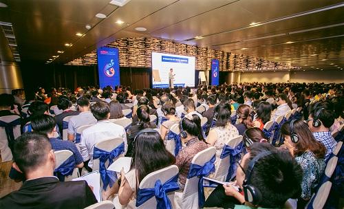 khóa huấn luyện Doanh nghiệp gia đình và chiến lược tăng lợi nhuận theo cấp số nhân thu hút hơn 500 doanh nghiệp Việt Nam tham gia.
