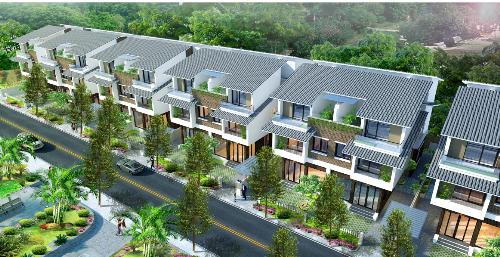 Khu đô thị mới Đồng Cửa, TT Đồi Ngô, huyện Lục Nam - điểm sáng trên thị trường bất động sản Bắc Giang - 2