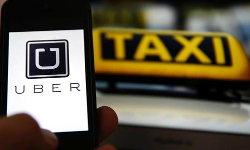 Uber mơi đóng 13,3 tỷ đồng thuế bị truy thu. Ảnh: PV.