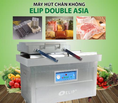 Sở hữu máy hút chân không Elip Double Asia như sở hữu cùng lúc 2 máy hút, giá đầu tư rẻ hơn 5 triệu đồng, chỉ 18,9 triệu đồng.