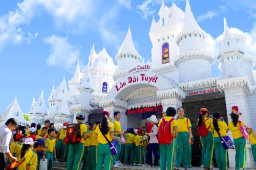 Mừng Giáng Sinh và chào đón năm mới tại Suối Tiên  miền đất thần tiên ngập tràn niềm vui với những trải nghiệm du lịch độc đáo suốt bốn mùa lễ hội. (bài xin Edit) - page 2 - 2