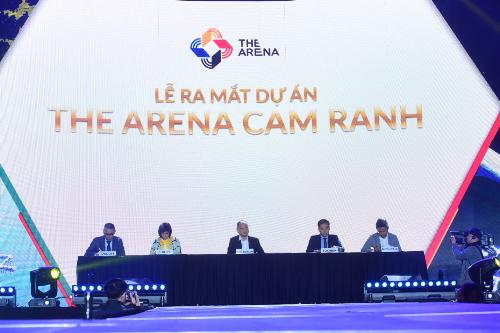 Cận cảnh lễ ra mắt dự án nghỉ dưỡng - giải trí The Arena - 5