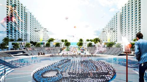Cận cảnh lễ ra mắt dự án nghỉ dưỡng - giải trí The Arena - 9