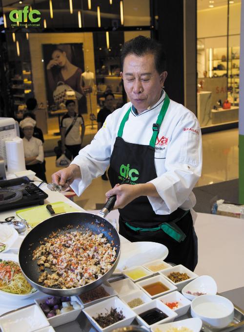 Trải nghiệm ngày hội ẩm thực châu Á cùng Martin Yan  - 1