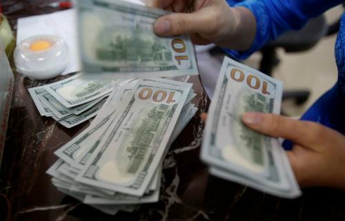 Dự trữ ngoại hối đạt gần 52 tỷ USD, mức kỷ lục năm 2017.Ảnh: Reuters