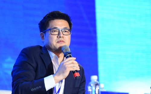 Ông Thomas Ko, Giám đốc Samsung Pay toàn cầu. Ảnh: Giang Huy