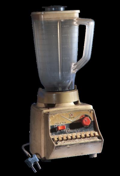 Chiếc máy xay sinh tố - dấu ấn đáng nhớ một thời của NutiFood.