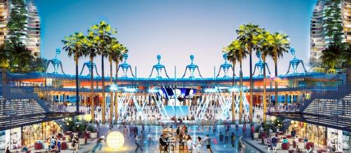 Với quy mô lên đến hơn 29ha, sở hữu đến 500m bờ biển Bãi Dài thơ mộng, The Arena Cam Ranh mang đến một làn gió mới nhờ tích hợp đầy đủ các chức năng nghỉ dưỡng, giải trí, thương mại.