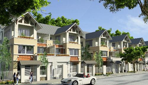Khu đô thị mới Đồng Cửa sẽ ra mắt khách hàng vào ngày 6/1.