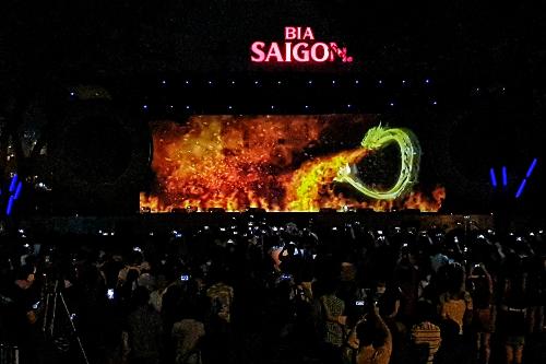 Nằm trong chuỗi sự kiện kỷ niệm 142 năm hình thành và phát triển thương hiệu, Bia Sài Gòn đã tạo sân chơi giải trí hoành tráng và độc đáo dành cho các bạn trẻ đón năm mới.