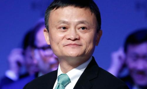 Jack Ma luôn bày tỏ quan điểm hạnh phúc hơn khi là một giáo viên với đồng lương ít ỏi vì ở vai trò tỷ phú, ông mang nhiều trách nhiệm trên vai. Ảnh: CNBC.