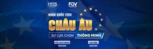 Trở thành công dân thuộc khối liên minh châu Âu là mơ ước của nhiều người trên thế giới.