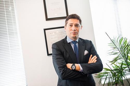 Ông Đỗ Ngọc Olivier Dũng, Giám đốc điều hành EZ Land.
