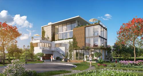 Villa Park - Khu biệt thự hiện đại với tiện ích nội khu chuẩn resort