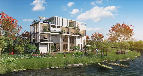 Villa Park - Khu biệt thự hiện đại với tiện ích nội khu chuẩn resort - 1
