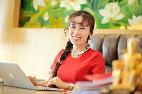 Công ty do bà Nguyễn Thị Phương Thảo sở hữu 52% vốn điều lệ muốn đầu tư vào PV Oil.
