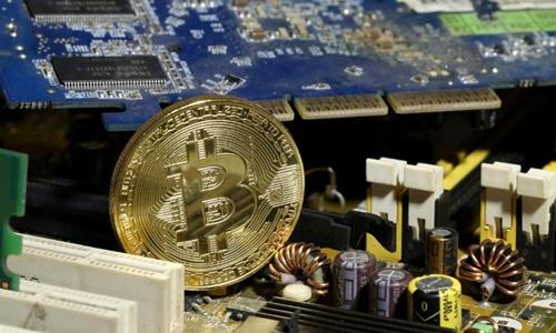 Bitcoin có thể bị cấm giao dịch tại Hàn Quốc. Ảnh: Reuters