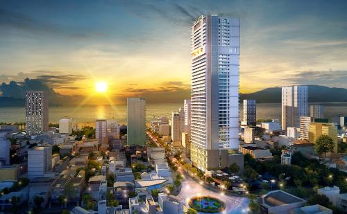 Dự án căn hộ nghỉ dưỡng Virgo Hotel & Apartment.