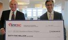 NYCRC đạt mốc hơn 4.600 thẻ xanh cư trú vĩnh viễn