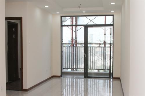 Himlam Land mời khách căn hộ hoàn thiện tại công trình  - 7