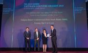 SHB nhận giải thưởng từ The Asian Banker